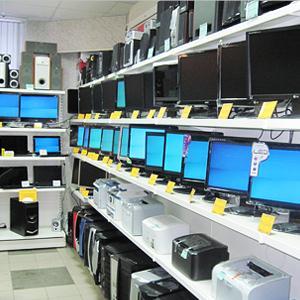 Компьютерные магазины Сосновского