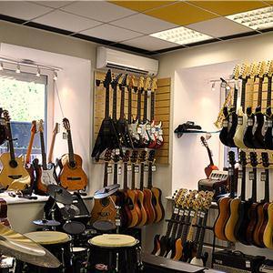 Музыкальные магазины Сосновского