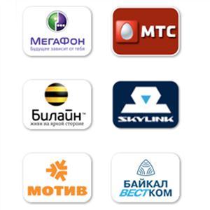 Операторы сотовой связи Сосновского