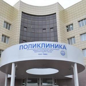 Поликлиники Сосновского