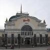 Железнодорожные вокзалы в Сосновском