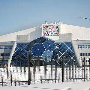 Спортивные комплексы Сосновского
