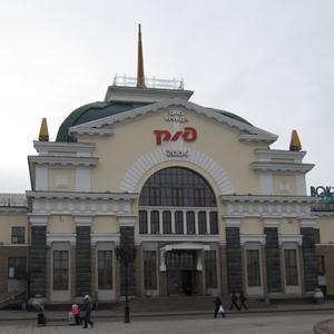 Железнодорожные вокзалы Сосновского